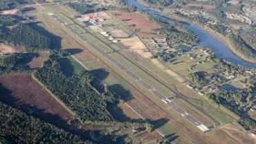 RWI Airport
